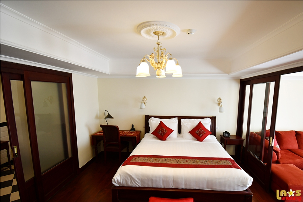 Presidet Suite Room